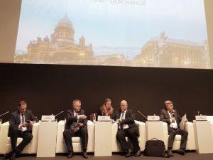 Специалисты СПб МИАЦ приняли участие в Петербургском цифровом форуме