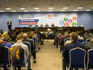 Круглый стол «Опыт разработок российских программных продуктов в сфере здравоохранения»