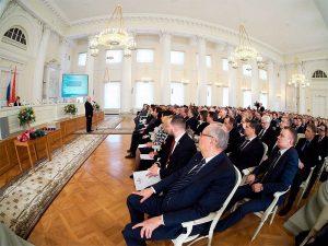В Смольном состоялась Расширенная коллегия Комитета по здравоохранению