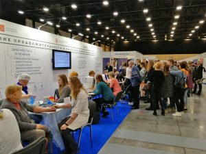 Проект «Электронное здравоохранение» обсудили на Петербургском форуме здоровья