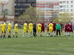 Петербургские врачи открывают сезон «Большого футбола» – 2017