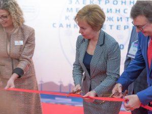 Начал работу Петербургский международный форум здоровья