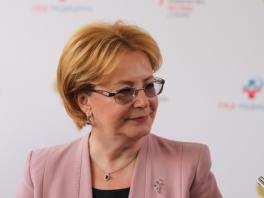 Брифинг министра здравоохранения по стратегическому развитию и приоритетным проектам