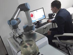 Ученые Петербурга создали робота для лечения рака предстательной железы