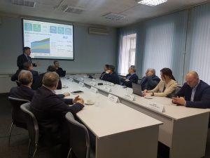 Петербургский МИАЦ поделился опытом с коллегами из Калужской области