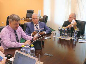 Обмен опытом специалистов СПб МИАЦ с израильскими коллегами