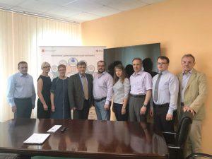 Рабочая группа из Московской области посетила Петербургский МИАЦ