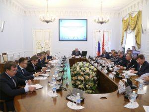 В Смольном утвердили 5 приоритетных проектов Санкт-Петербурга