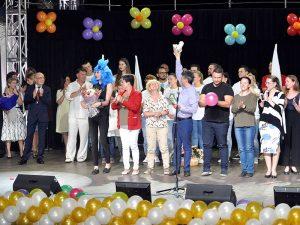 Самые веселые: команда Госпиталя для ветеранов войн стала победителем в творческом конкурсе