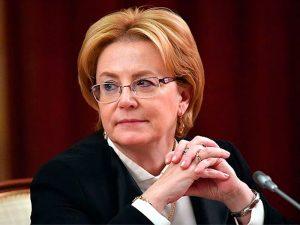 Интервью министра здравоохранения В. Скворцовой газете «АиФ»
