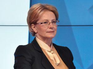 В. Скворцова рассказала об определяющем векторе развития здравоохранения, нацпроектах и цифровом контуре