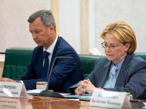 Сенаторы обсудили с министром здравоохранения реализацию нацпроекта «Здравоохранение»