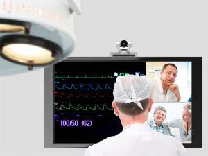 До конца года системы телемедицины появятся в 700 медучреждений страны
