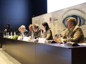 Специалисты СПб МИАЦ приняли участие в VI Международном конгрессе «Санкт-Петербург и славянский мир»