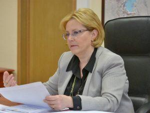 Вероника Скворцова рассказала о подготовке  новой  версии  регистра пациентов с онкологическими заболеваниями