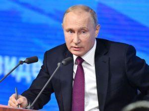 Владимир Путин дал правительству ряд поручений в сфере модернизации системы здравоохранения
