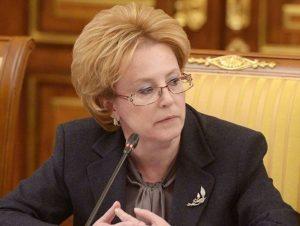Вероника Скворцова приняла участие в расширенной коллегии Комитета по здравоохранению Санкт-Петербурга