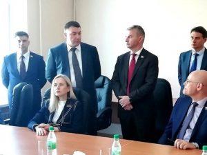 Елена Бойко отчиталась о завершении подключения больниц и поликлиник к интернету