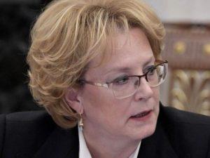 Вероника Скворцова: по снижению смертности нацпроекты опережают план