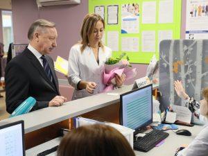 У каждого петербуржца появится личный электронный медицинский кабинет
