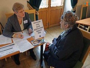 Более 150 человек получили бесплатные консультации от специалистов СПб МИАЦ