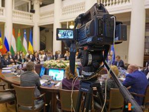 В Таврическом дворце состоялся межрегиональный семинар-совещание