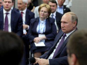 Владимир Путин дал ряд поручений в сфере здравоохранения