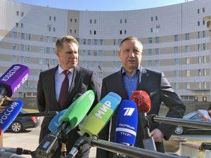 Михаил Мурашко оценил реализацию плана противодействия распространению коронавирусной инфекции в Санкт-Петербурге и ЛО