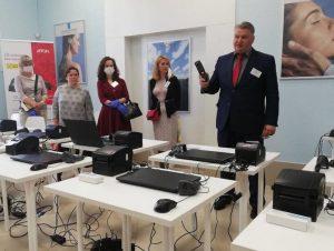 В Санкт-Петербургском химико-фармацевтическом университете открылся центр маркировки лекарственных препаратов