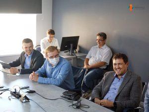 В СПб МИАЦ состоялась встреча с московскими коллегами из «Федерального медико-биологического агентства»